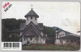 PHONE CARD-SERBIA (E45.8.3 - Joegoslavië