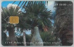 PHONE CARD-CUBA (E45.9.2 - Cuba