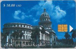 PHONE CARD-CUBA (E45.9.8 - Cuba