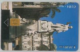 PHONE CARD-CUBA (E45.10.2 - Cuba