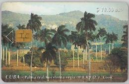 PHONE CARD-CUBA (E45.10.4 - Cuba