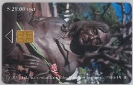 PHONE CARD-CUBA (E45.11.6 - Cuba
