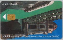 PHONE CARD-CUBA (E45.12.1 - Cuba