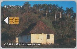 PHONE CARD-CUBA (E45.13.7 - Cuba