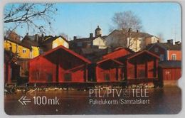PHONE CARD-FINLANDIA (E45.14.7 - Finlandia