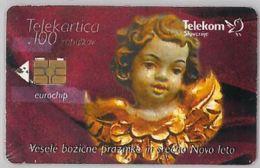 PHONE CARD-SLOVENIA (E45.15.3 - Slovenia