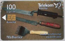 PHONE CARD-SLOVENIA (E45.16.1 - Slovenia