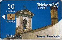 PHONE CARD-SLOVENIA (E45.16.3 - Slovenia