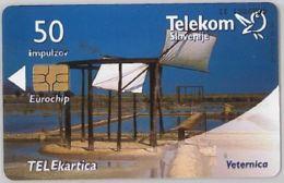 PHONE CARD-SLOVENIA (E45.16.4 - Slovenia
