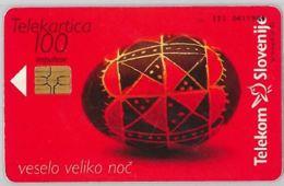 PHONE CARD-SLOVENIA (E45.16.5 - Slovenia