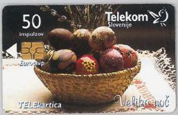 PHONE CARD-SLOVENIA (E45.16.8 - Slovenia