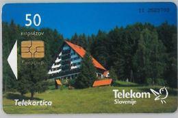 PHONE CARD-SLOVENIA (E45.17.1 - Slovenia