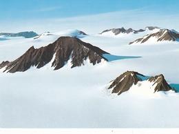 Norway Nunatak Postcard Unused Good Condition - Norway