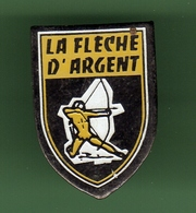 TIR A L'ARC *** LA FLECHE D'ARGENT *** 0021 - Tir à L'Arc
