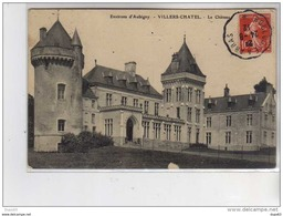 Environs D'Aubigny - VILLERS CHATEL - Le Château - Très Bon état - Frankreich