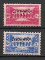 Grand Liban - 1944 - N°Yv. 187 à 188 - Série Complète - Neuf Luxe ** / MNH / Postfrisch - Great Lebanon (1924-1945)