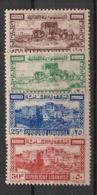 Grand Liban - 1945 - N°Yv. 193 à 196 - Série Complète - Neuf Luxe ** / MNH / Postfrisch - Great Lebanon (1924-1945)