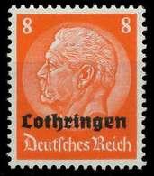 BES. 2WK LOTHRINGEN Nr 5 Postfrisch X88A06E - Occupation 1938-45