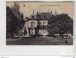 GEREMOY Près VITTEL - Château - Très Bon état - Other Municipalities
