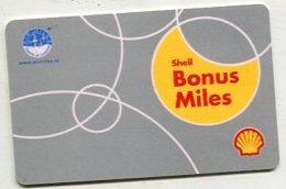 GC 00676 Shell - Cartes Cadeaux