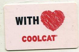 GC 00682 Coolcat - Cartes Cadeaux