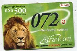 TK 00690 KENIA - Prepaid - Kenia