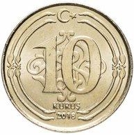 Turkey - 10 Kurus 2018 UNC Bank Bag - Turkije