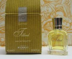 Miniature Tilleul D'orsay 4.5ml - Non Classés