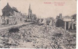 Dadizeele (1914-1918) - Gheluwe Straat - Moorslede