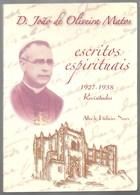 Guarda - Escritos Espirituais 1927-1938 Revisitados - Religião - Igreja Católica - Bücher, Zeitschriften, Comics