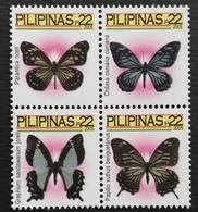 Philippines 2005 Butterflies - Stamps