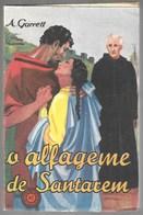 Santarém - O Alfageme De Santarém - Almeida Garrett (Livro Por Abriri) - Novels
