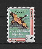 LOTE 1877  ///  (C010)  PERU  -  YVERT Nº:  A 159 **MNH   ¡¡¡ LIQUIDATION !!! - Pérou