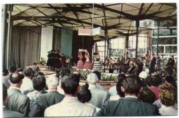 Exposicion Universal E Internacional De Bruselas 1958 - Danzas De Espana En El Pebllon - Universal Exhibitions