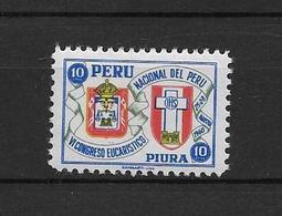 LOTE 1877  ///  (C010)  PERU  -  YVERT Nº: 451 **MNH   ¡¡¡ LIQUIDATION !!! - Pérou