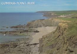 Postcard Compass Point Bude Cornwall My Ref  B23464 - England