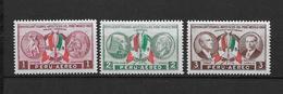 LOTE 1877  ///  (C010)  PERU  -  YVERT Nº: A 172/174 **MNH   ¡¡¡ LIQUIDATION !!! - Pérou