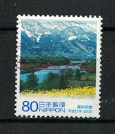 Japan Mi:04870 2009.05.14 60th Anniv. Of Enforcement Local Autonomy Law Commemoration, Nagano Prefecture(used) - 1989-... Empereur Akihito (Ere Heisei)