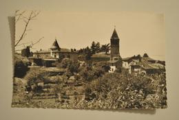16 Charente Chabanais Clocher Et Logis Saint Michel - Autres Communes
