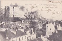 CPA - 602. PAU - Vue Générale Du Château HENRI IV - Pau