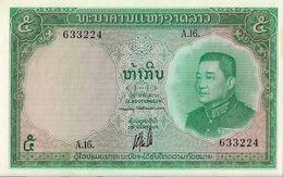 LAOS=N/D   5  KIP   P-9    UNC - Laos