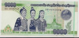 LAOS=2008   1000  KIP   P-    UNC - Laos