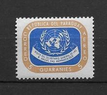 LOTE 1878  ///  (C010)  PARAGUAY  -  YVERT Nº:  A 252 **MNH   ¡¡¡ LIQUIDATION !!! - Paraguay