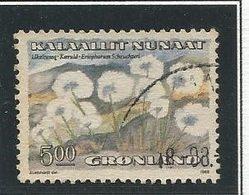 LSJP GREENLAND FLORA PLANTS 1989 - Groenland