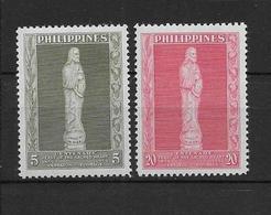 LOTE 1880  ///  (C005)  FILIPINAS  -  YVERT Nº: 446/447 **MNH   ¡¡¡ LIQUIDATION !!! - Filipinas