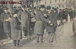 PARIS JOURNEES HISTORIQUES 1er Mai 1906 PLACE DU CHATEAU D'EAU BOUVIER LEPINE POLITIQUE EVENEMENT - France