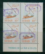 SUDAN / 1990 / SAILING BOAT / MNH / VF - Soudan (1954-...)