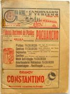 Guia Geral Camionagem E Turismo Guide Cammionage Et Tourisme Abril 1948. 82 Pages - Voir See 5 Photos - Livres, BD, Revues