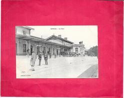 EPINAL - 88 - Une Vue De La Gare - DELC8/BES - - Epinal