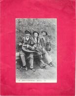 TYPES D'AUVERGNE - Musiciens  - DELC8/BES - - Auvergne Types D'Auvergne